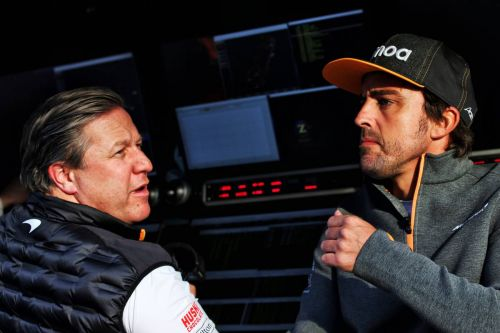 Brown: The door is 'always open' for Alonso in IndyCar
