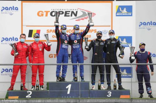 GT Open, Spa :  Ramos/Chaves s'imposent