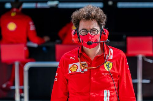 Binotto: Upgrades pointing Ferrari 'in the right direction'