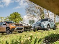 Comparatif - Dacia Duster VS Suzuki Vitara : concurrence loyale
