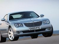 Chrysler Crossfire (2003-2007) : un hot-rod moderne, dès 5 000 €
