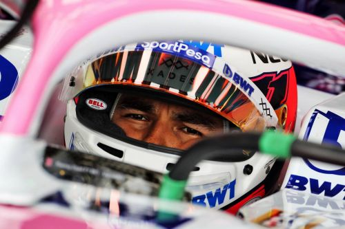 'Racecraft' helps Perez compensate for car limitations