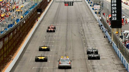 The day F1 staged a ruinous farce at Indy