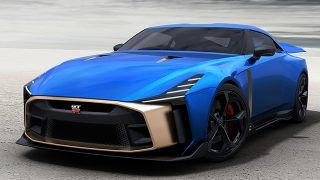 La Nissan GT-R50 by Italdesign bonne pour la production