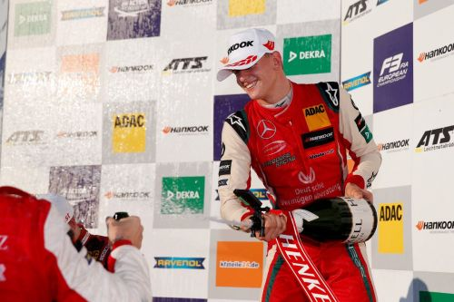 Wolff hails Mick Schumacher success as F1 beckons