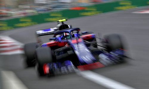 Gasly heads to Monaco with 'black cat' on his case