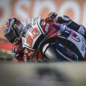GP de Teruel:  Nakagami récidive au warm-up !