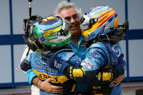 Fisichella's lights-to-flag third and final F1 win