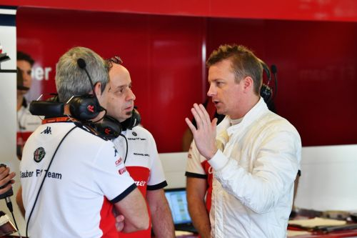 Raikkonen made first move towards Sauber after Ferrari ousting