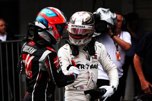 Haas' Grosjean: 'We'll have to step up our game'