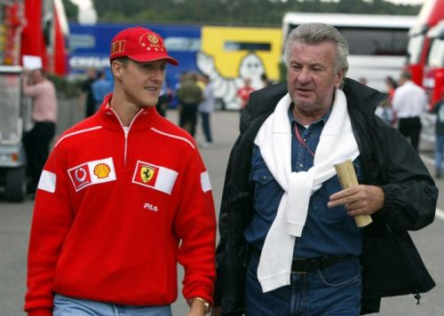 Weber reveals a shattered Schumacher father-and-son dream