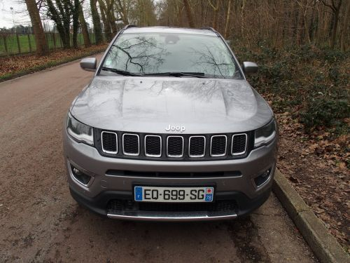 Essai:  le tour du Jeep Compass 1.4 MultiAir 140 ch en 10 questions