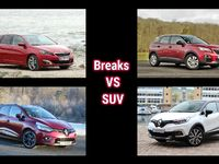 Breaks contre SUV d'occasion:  le grand match