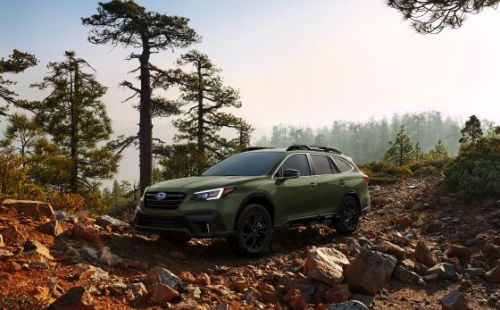 New York 2019 : Subaru Outback
