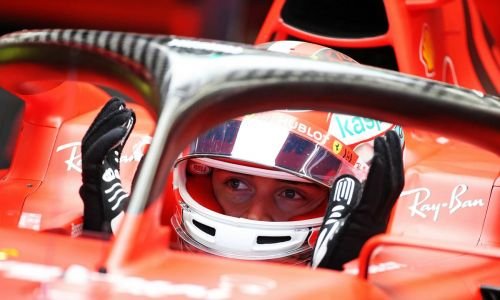 Leclerc and Norris top 'Race for the World' line-up