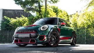 Manhart JCW GP F350, la Mini m'as-tu-vu