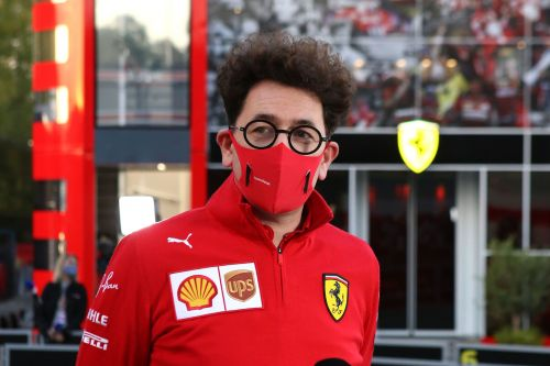 Binotto: Ferrari progress 'great' for next year's chances