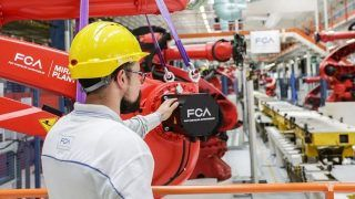 FCA : le coronavirus atteint l'action et la production