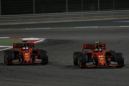 Ferrari wrong to use team orders to favour Vettel - Berger