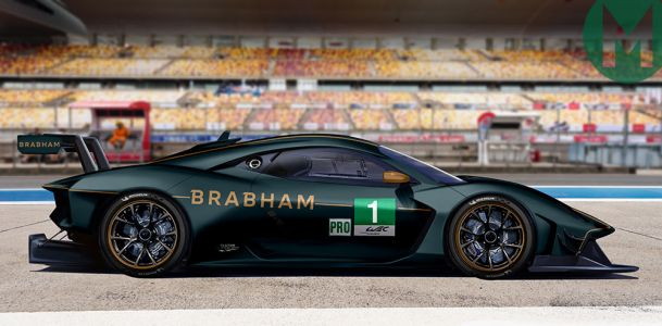 The Brabham name is returning to Le Mans!
