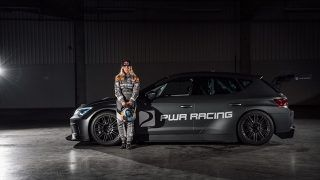 PWR Racing 001:  une Cupra fantomatique
