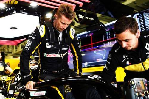 For Hulkenberg, Brazilian GP has 'all the right ingredients'