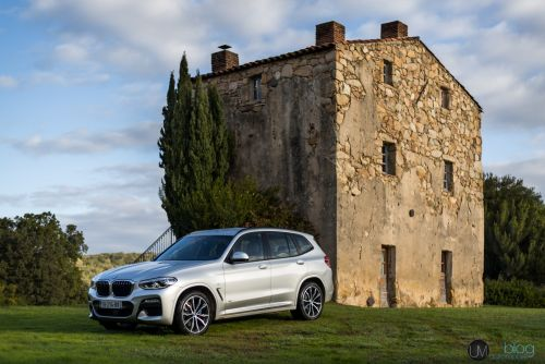 Essai BMW X3 G01 30d MSport:  le SUV berline