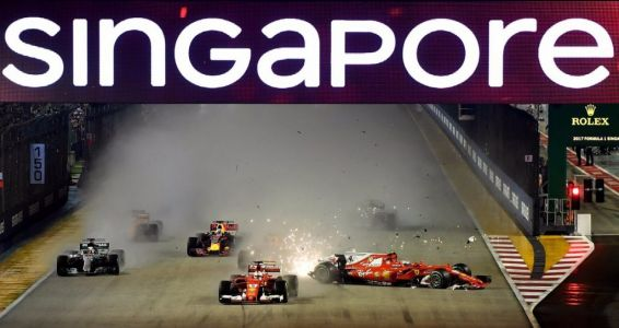 Grand-Prix de Singapour de Formule 1, l'ombre de la safety-car