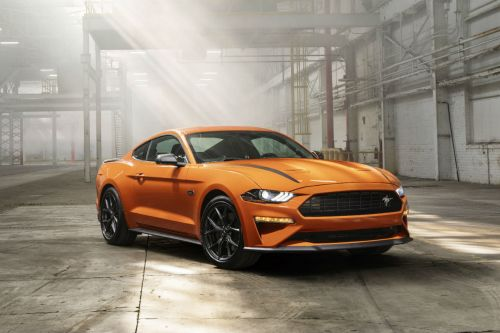 Ford Mustang (2019) : un pack High Performance pour les 55 ans