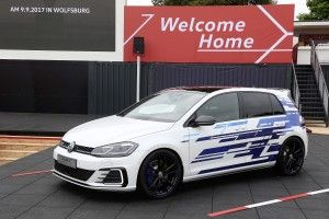 Wörthersee 2017:  VW Golf GTE Performance Concept