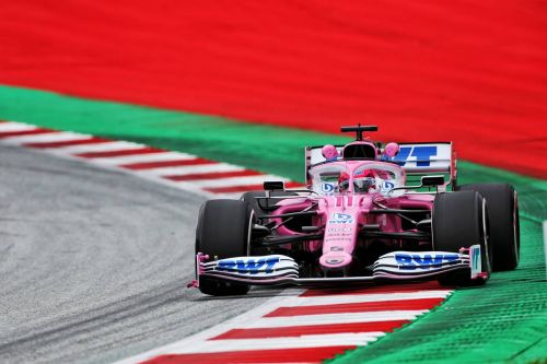 Impressive Perez keeping expectations in check