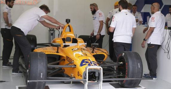 Another setback keeps Alonso on the back foot at Indy