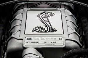 La Ford Mustang Shelby GT500 (2019) sera à Detroit