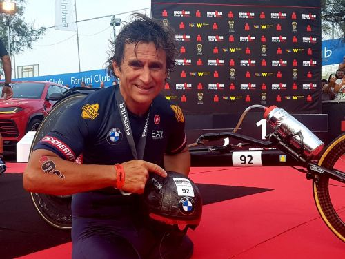 Zippy Zanardi powers to new world record!