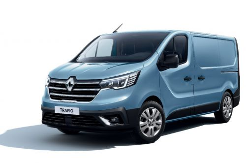 Renault Trafic (2021). Restylage pour le fourgon utilitaire