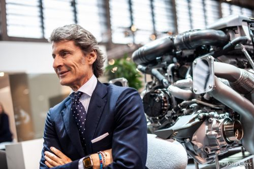 Entretien avec Stephan Winkelmann :  made in France !