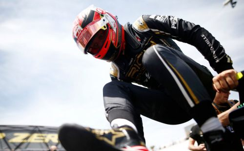 Grosjean opts for stability over downforce at Hockenheim