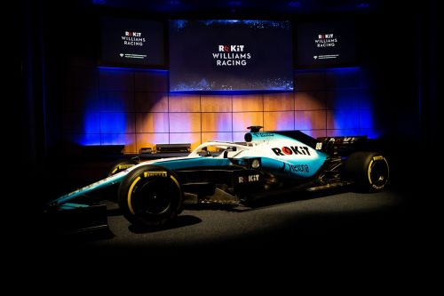 Launch Gallery: Williams FW42