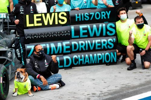 The day Hamilton told Mercedes: 'I am not weird'