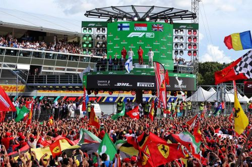 Monza win 'above everything I've imagined', says Leclerc
