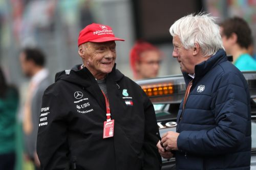 Formula 1 mourns the loss of race director Charlie Whiting