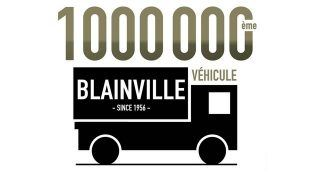Un million de camions à Blainville