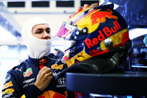 Albon says RB16 'more predictable' after Turkey tweaks