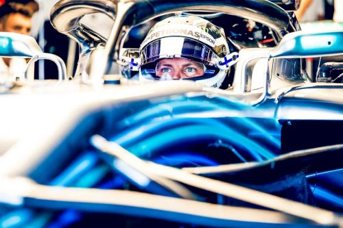 Wolff hails Bottas 'enormous' contribution in tricky season