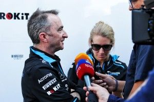 F1 - Paddy Lowe ne reviendra pas chez Williams