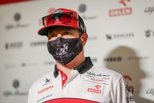 Raikkonen: 'I don't really care what people write about me'