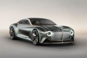EXP 100 GT, la Bentley de 2035