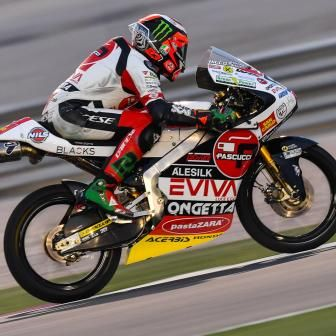 Antonelli tire le premier aux qualifications du QatarGP