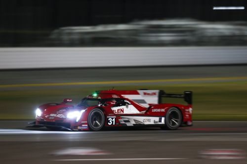 L'Action Express Racing en pole des Rolex 24