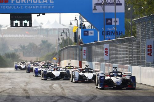 Formula E set to electrify Saudi Arabia with first night race